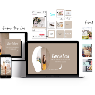 Discounted Canva Social Media Templates