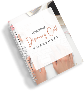 Client Discovery Call Worksheet