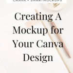 Easy Mockup Part 2 ( Create a mockup for your Canva Design using Smartmockups)