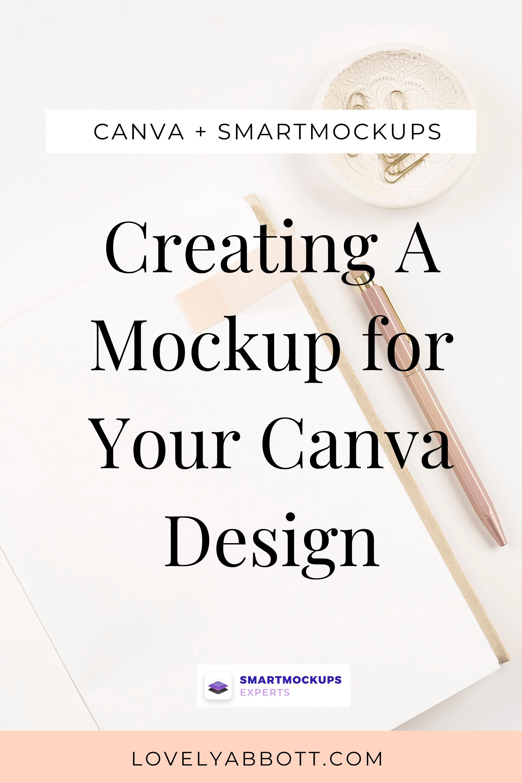 Canva+Smartmockups Tutorial